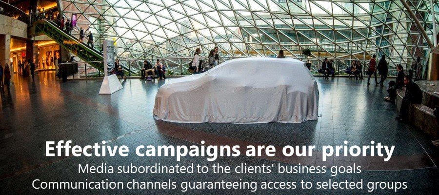 Effective campaigns are our priority