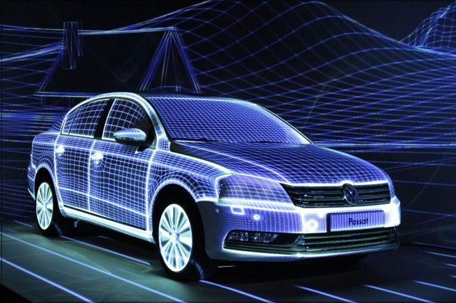 Volkswagen Passsat Mapping